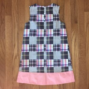 Gymboree Dresses - 3/$15* NEW- Girls Quilted sear-sucker Dress